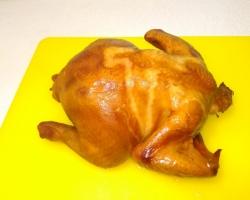 Копченая курица по-домашнему