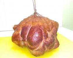 Копченая свиная шея